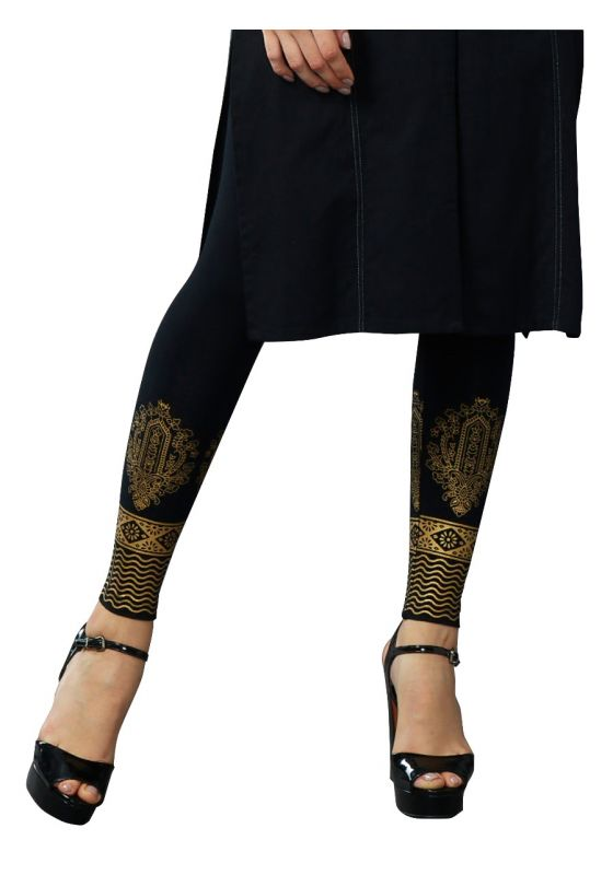 leg print design fashion comfortable leggings