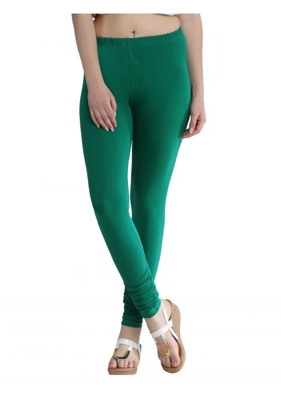 Rama Green Churidar