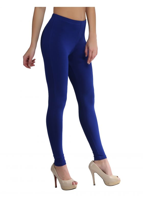 Dark Royal Blue Ankle Length