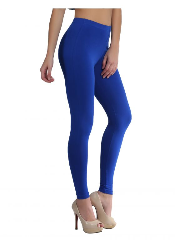 Dark Klein Blue Ankle Length