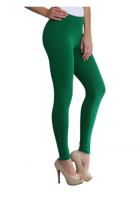 Green Ankle Length