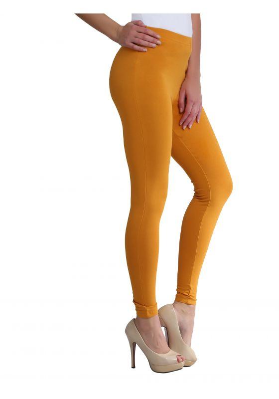 Mustard Ankle Length